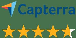 Capterra reviews logo